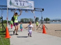 happy kids at finish line C Bessler